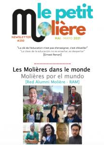 newsletter-230-lycee-moliere-zaragoza