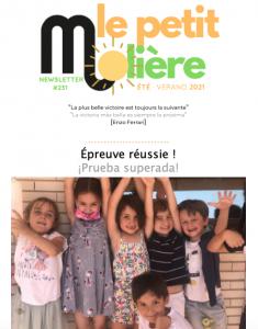 newsletter-231-verano-lycee-francais-moliere-zaragoza
