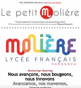 Avanzamos, nos movemos, innovamos en el Liceo francés Molière de Zaragoza