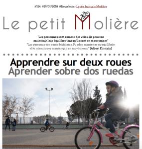 Desarrollo de la motricidad en el Liceo Francés Molière