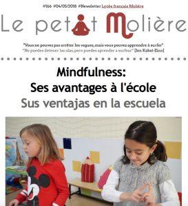 Newsletter 166 Molière Zaragoza