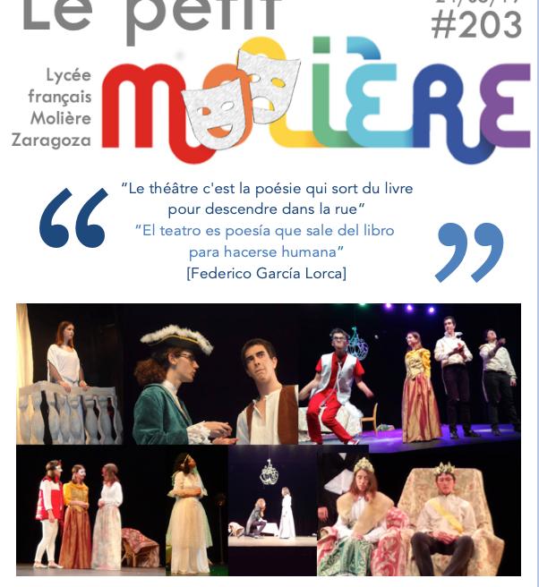 La troupe Molière vuelve a Orthez
